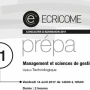 Comment réussir l'épreuve d'éco-droit d'ECRICOME 2020