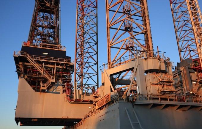 Quelle est la proportion des côtes américaines dédiées à l'offshore ayant trouvé preneur depuis mars ?