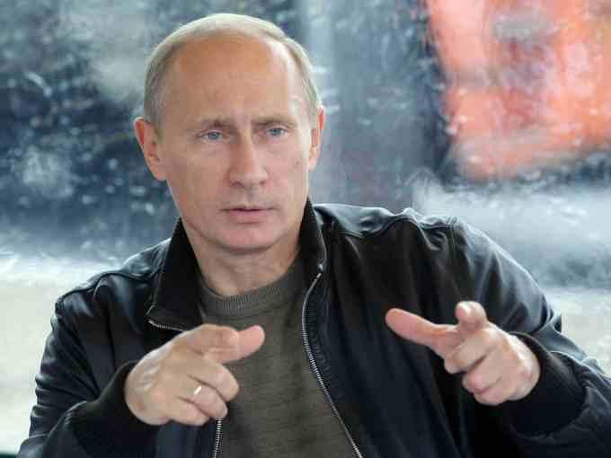 Quel chef d'État a été reçu vendredi 18 mai par Vladimir Poutine ?