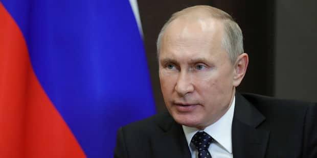 Moscou a annoncé l'expulsion de dix diplomates américains.