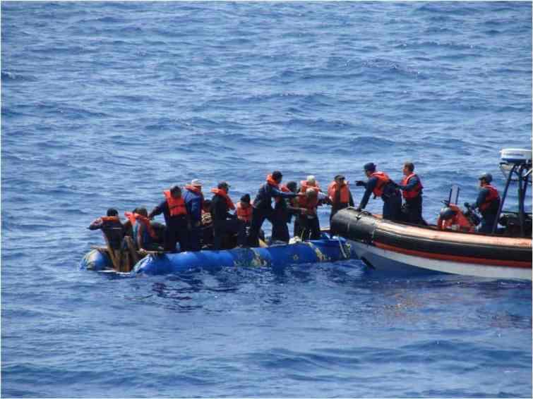 Combien de migrants entrent chaque mois au Yémen ?