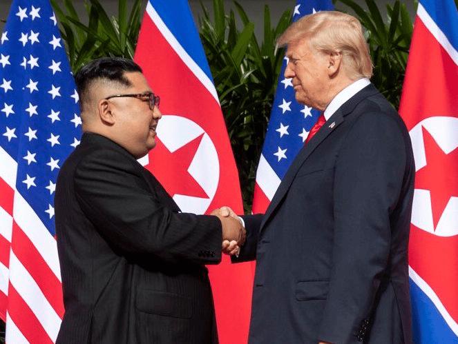 Le document commun signé par Kim et Donald évoque-t-il un traité de paix final ?