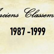 Les anciens classements des Ecoles de Commerce