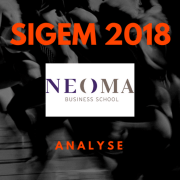 NEOMA BS, le retour en force – Analyse SIGEM 2018