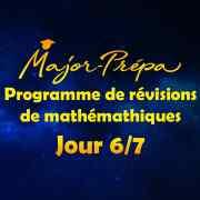 Préparer sa rentrée en mathématiques en 7 jours, programme spécial carré ! (Jour 6/7)