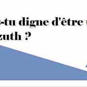 Es-tu digne d'être un bizuth ? #Conjugaison#Grammaire