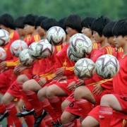 中国足球 Et si la Chine remportait la  Coupe du monde de football en 2030 ?