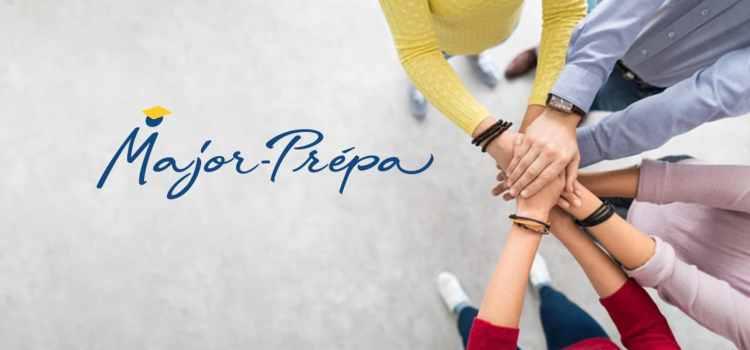 Major-Prépa crée son groupe d'entraide !
