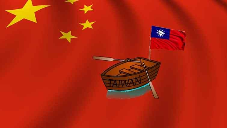 La ligne médiane du détroit de Taïwan a été instaurée par...