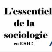 Sociologie #3 – Les grands débats théoriques