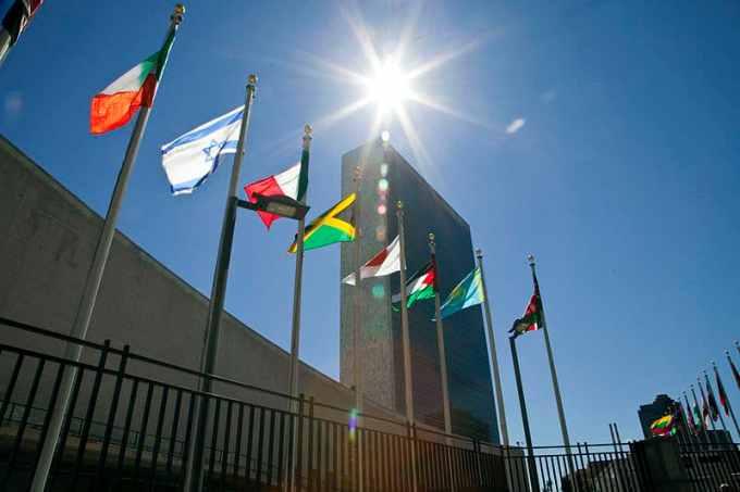 L'ONU soutient le projet de loi sur la sécurité globale en France.