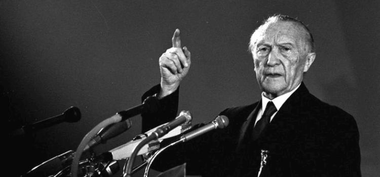 Kennst du Adenauer ?