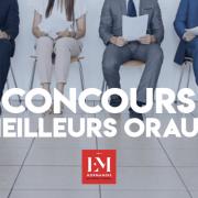 Concours des meilleurs oraux 2019 – EM Normandie