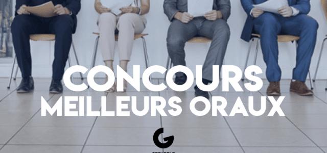 Concours des meilleurs oraux 2019 – Grenoble EM