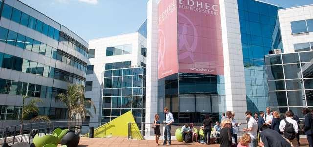 Les 5 forces de l'EDHEC Business School