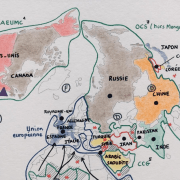 Cartographie – La configuration des puissances mondiales