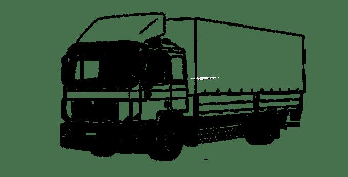 Comment traduis-tu «un camion» dans les deux anglais ?