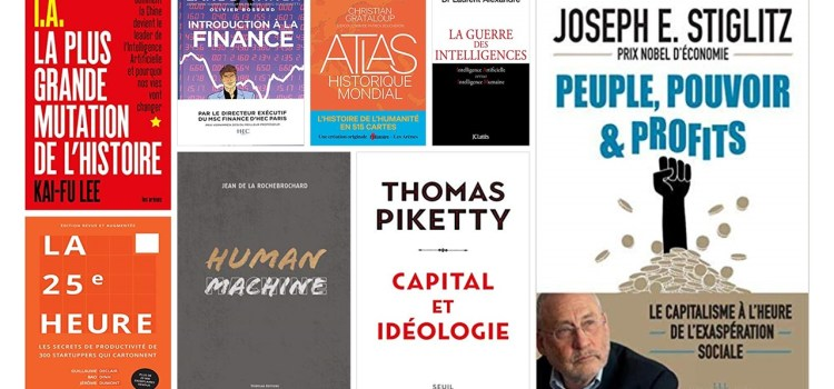 Les livres à lire pour bien commencer 2020