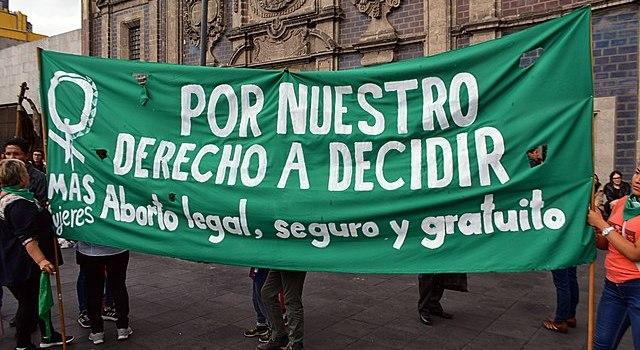 La légalisation de l'avortement dans les pays hispanophones