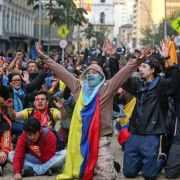 Colombie : vague de manifestations depuis novembre 2019