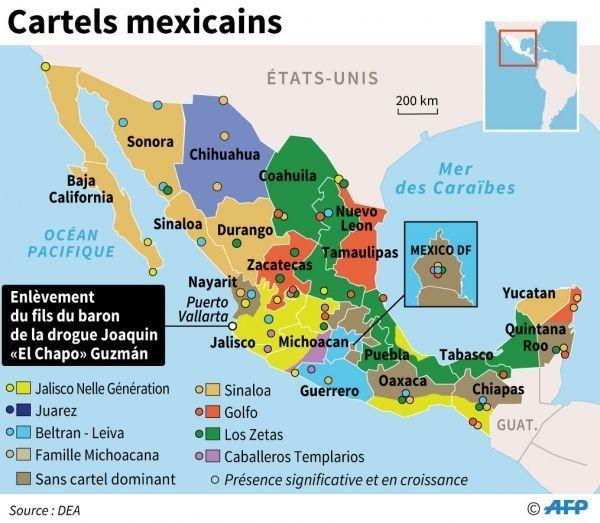 narcotrafic en Amérique latine