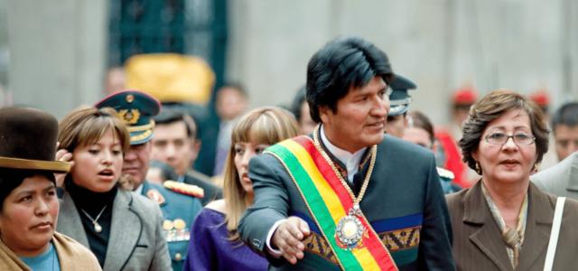 Bolivie : qu'adviendra-t-il du pays après le départ d'Evo Morales ?