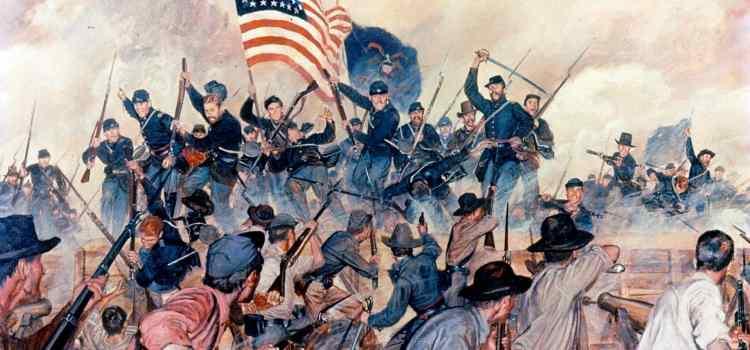 Histoire américaine : les points clés de la guerre de Sécession (1861-1865)