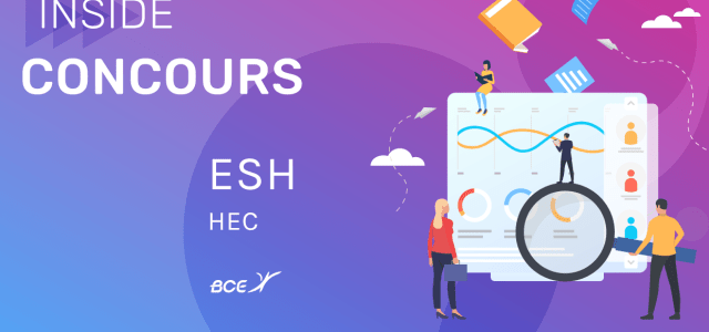 ESH HEC 2020 – Analyse du sujet
