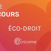 Eco-droit Ecricome 2021 – Sujet