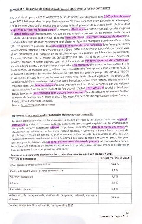 sujet management hec 2020 12