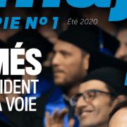 Le magazine Le Major spécial 120 ans d'Audencia est en ligne !
