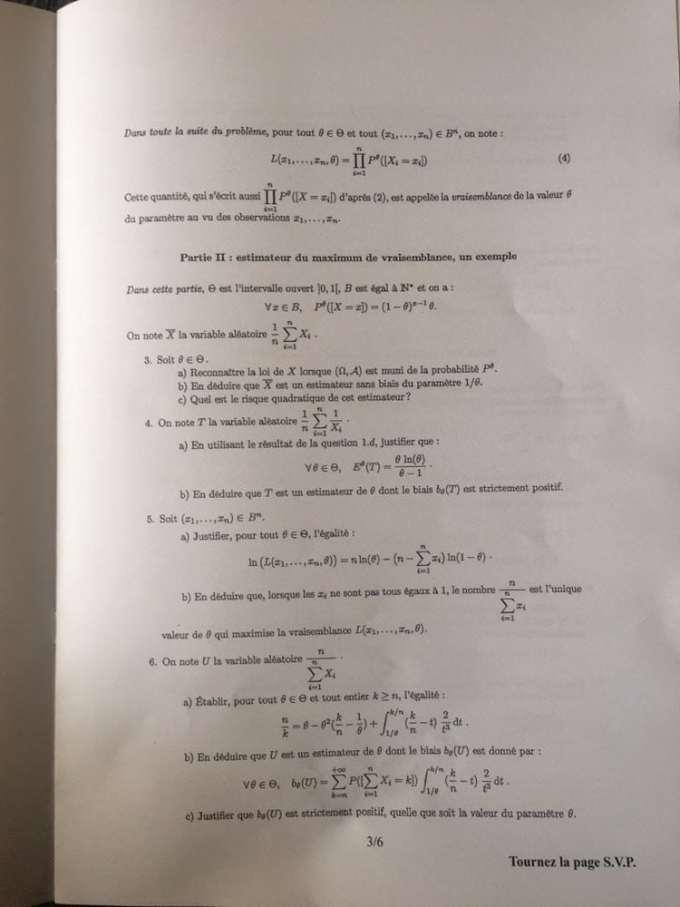 Maths 2 ECS 3 2020