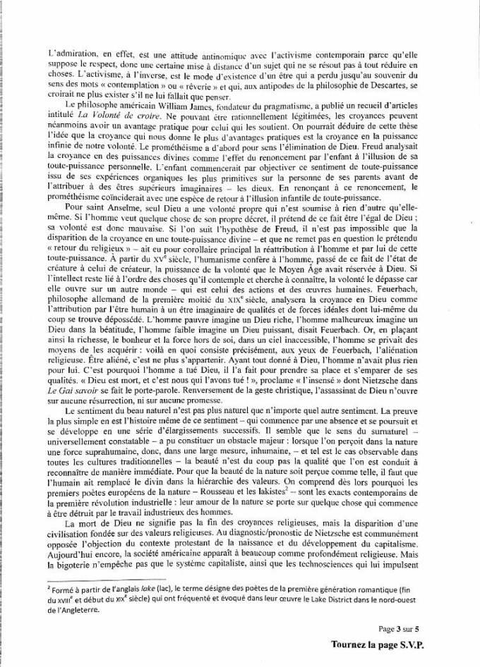 Sujet synthèse ESCP 2020 3