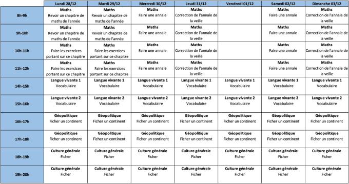 planning théo noël carré 2