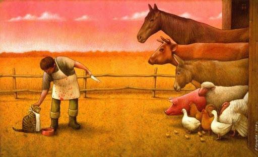 L'animal et le spécisme dans la modernité