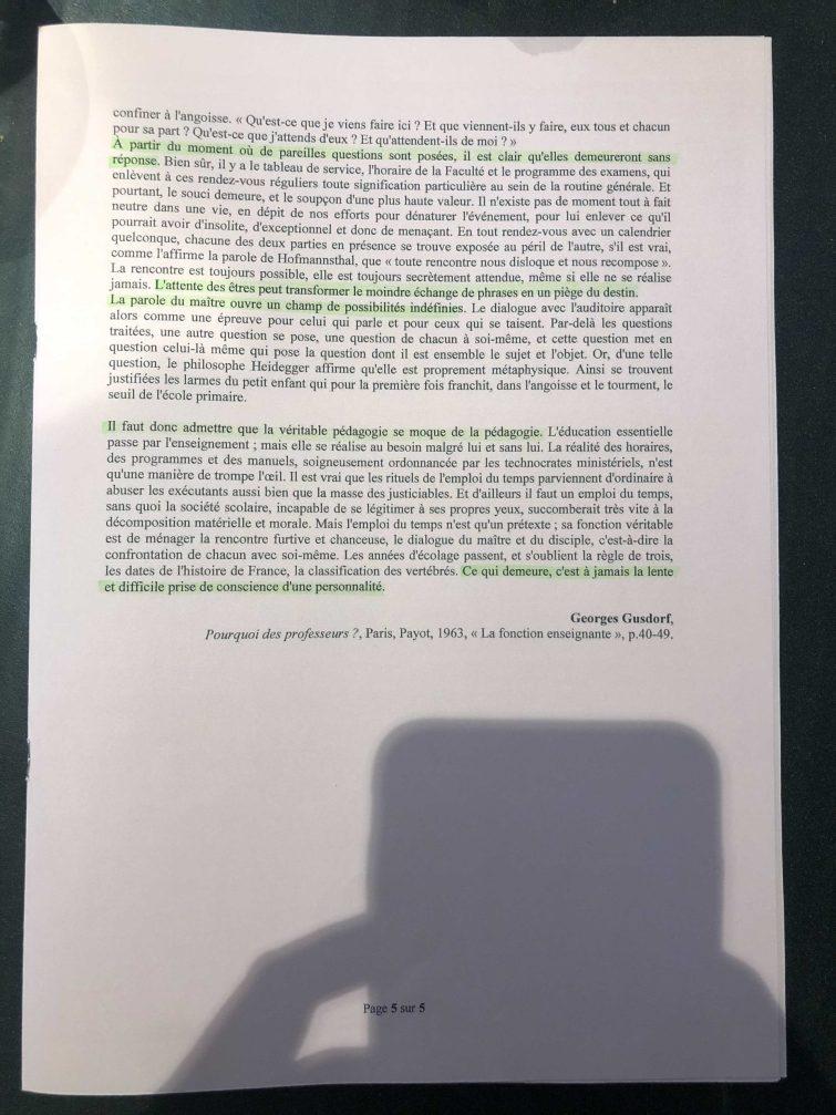 sujet contraction HEC 2021