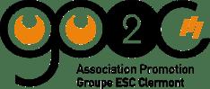 logo GO2c ESC Clermont