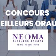 Concours des meilleurs oraux 2021 – NEOMA BS