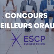 Concours des meilleurs oraux 2021 – ESCP Europe
