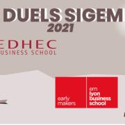 L'EDHEC chasse le Lyon de ses terres – Duel SIGEM 2021
