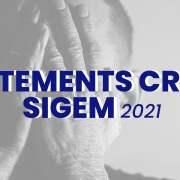 Les désistements croisés du SIGEM 2021