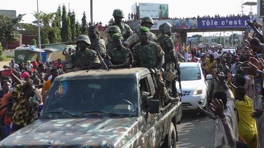 Dans quel pays africain un coup d'Etat a-t-il eu lieu cette semaine ?