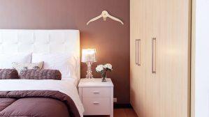 Appendiabiti per camera da letto2 Majordomo Wall Hangers
