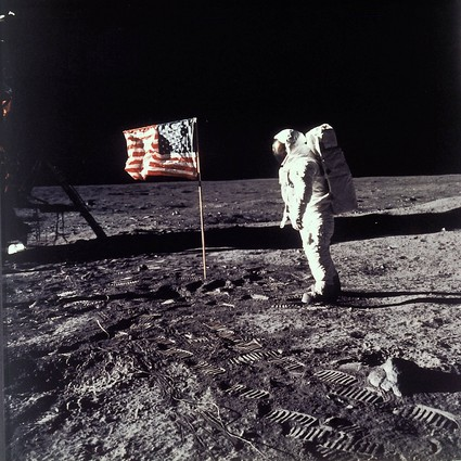 Man On The Moon 1