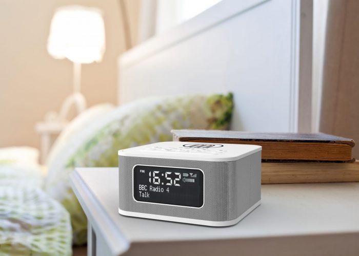 Majority Neptune Free DAB Radio Alarm Clock