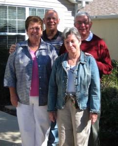 Charlene, Mike, Pam Bill