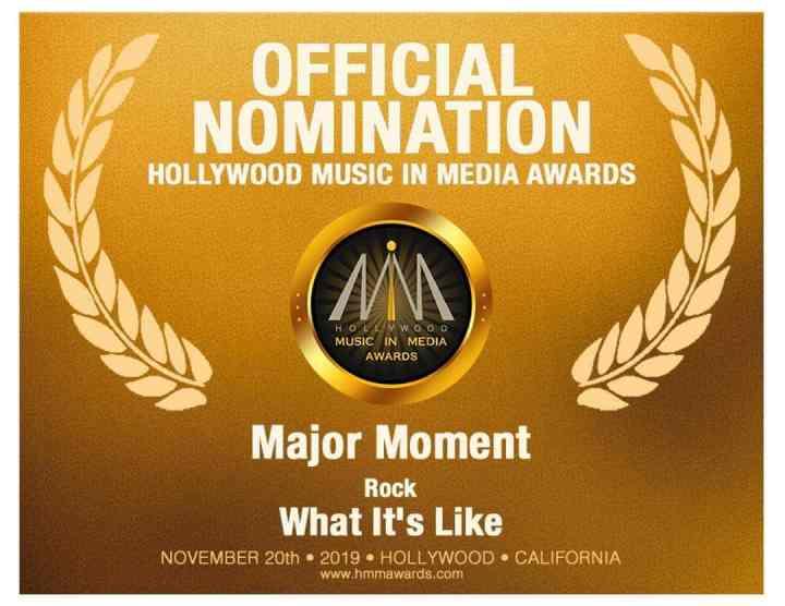 HMMA Nomination