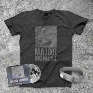 OSS CD + t-shirt + wristband