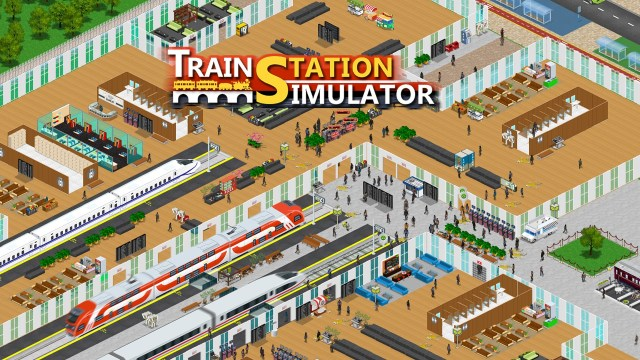 Train Station Simulator Is Now Available For Xbox One And Xbox Series X|S 2