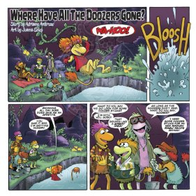 Fraggle-Rock-Vol-1-HC-PREVIEWPG9